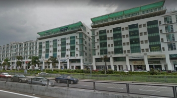 Petaling Jaya Kayu 10 Boulevard 7sty  shop office