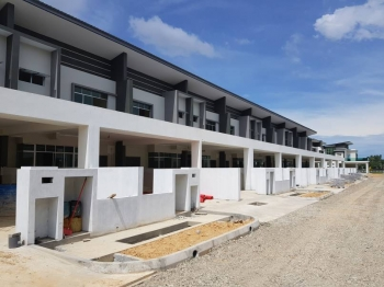 NEW 2 Storey House Taman Seri Tuaran 1884sqft